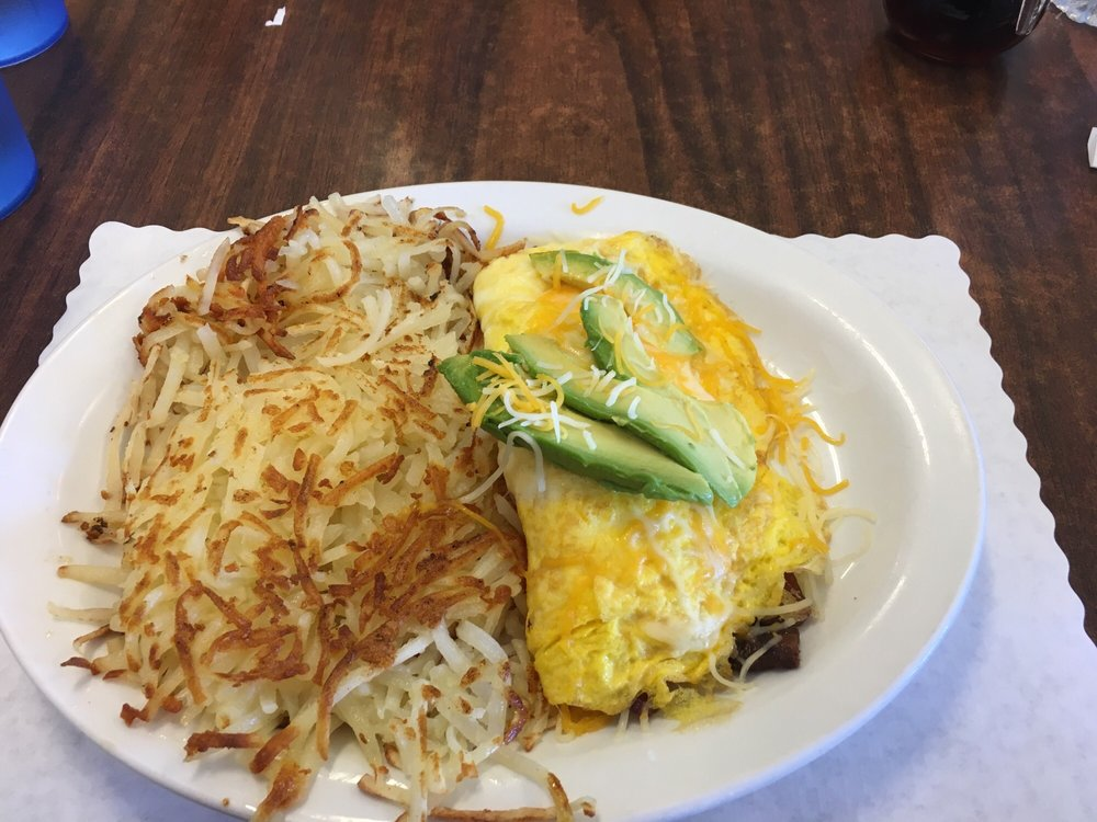 Branding Iron Cafe: 3917 N Main St, Cottonwood, CA