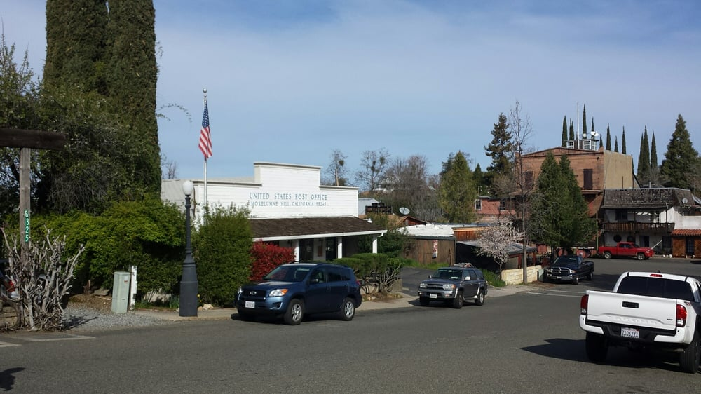 US Post Office: 8331 Main St, Mokelumne Hill, CA