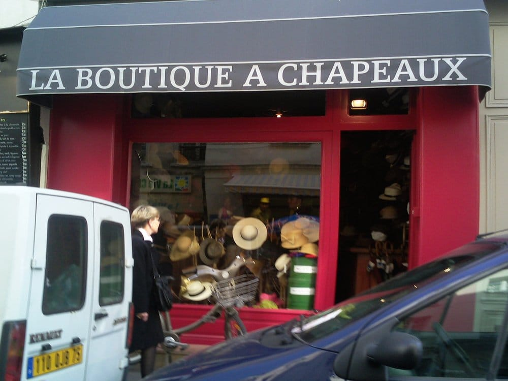 la boutique chapeaux accessoires 105 rue saint honor ch telet les halles paris france. Black Bedroom Furniture Sets. Home Design Ideas