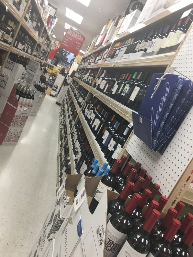 Mega Discount Liquors Number One