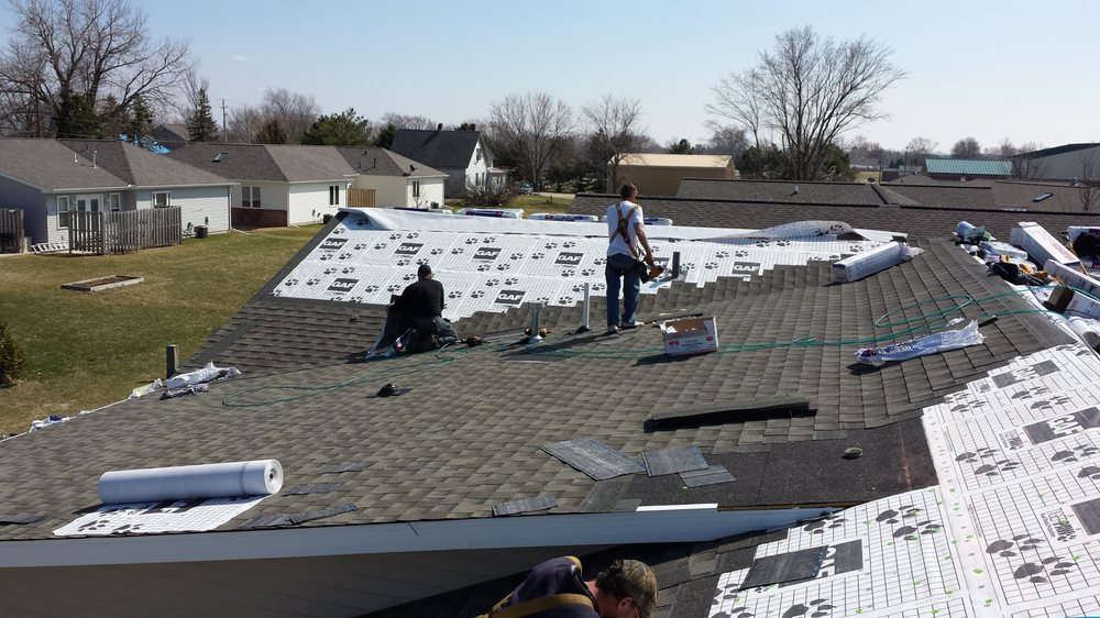 Sunrise Roofing: 1926 Colt Dr, Washington, IL