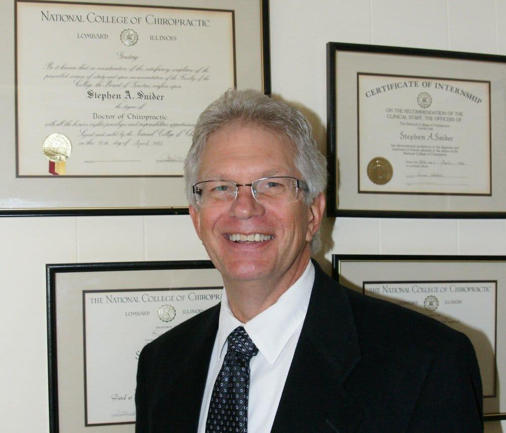 Snider Chiropractic Center: 346 Merrimon Ave, Asheville, NC