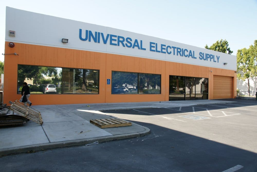 Photo Of Universal Electric Supply Company San Jose Ca United States