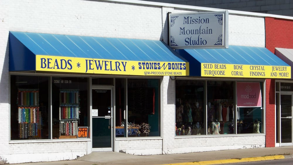 Mission Mountain Studio: 64901 Glory B Ln, Saint Ignatius, MT