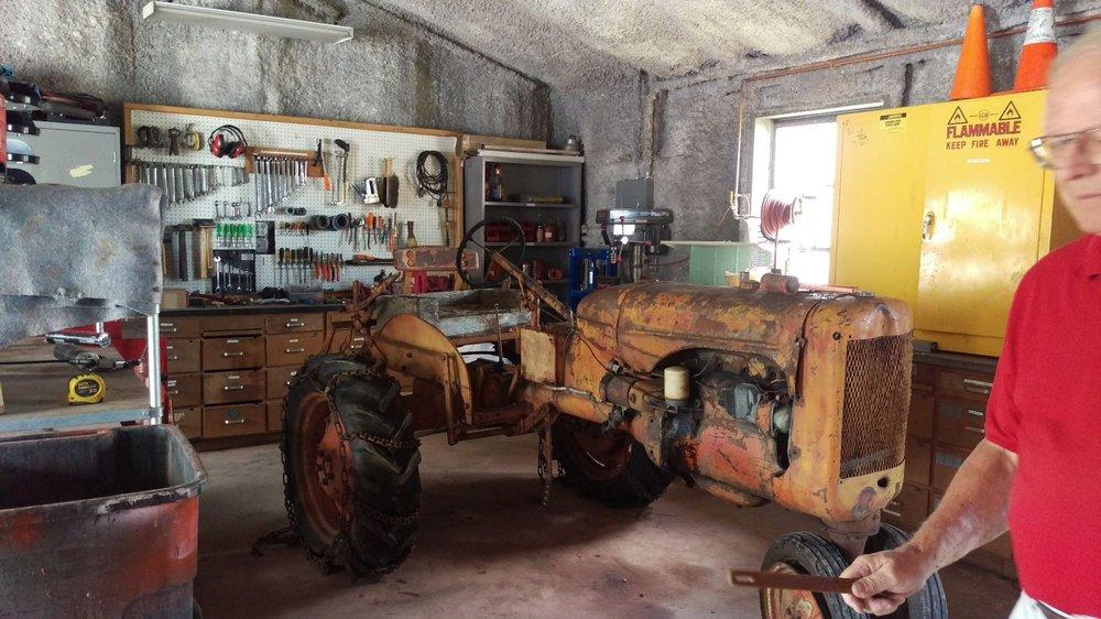 Larsen Tractor Test & Power Museum