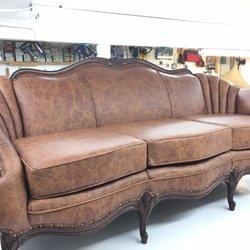 Good Photo Of Classic Upholstery   Lacey, WA, United States. Italian Leather
