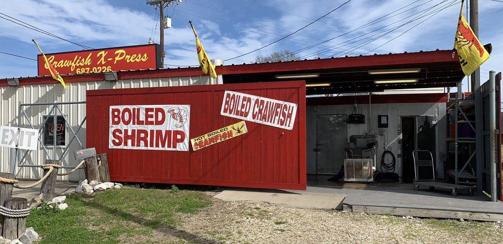 Crawfish Xpress: 57965 Laville St, Plaquemine, LA