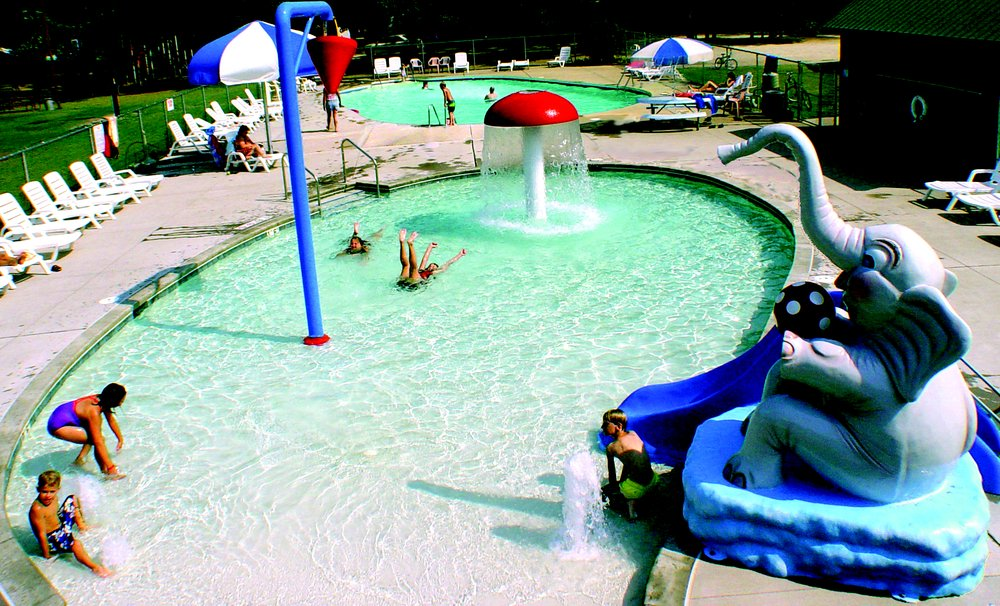 Lake Arrowhead Campground: W781 Fox Ct, Montello, WI