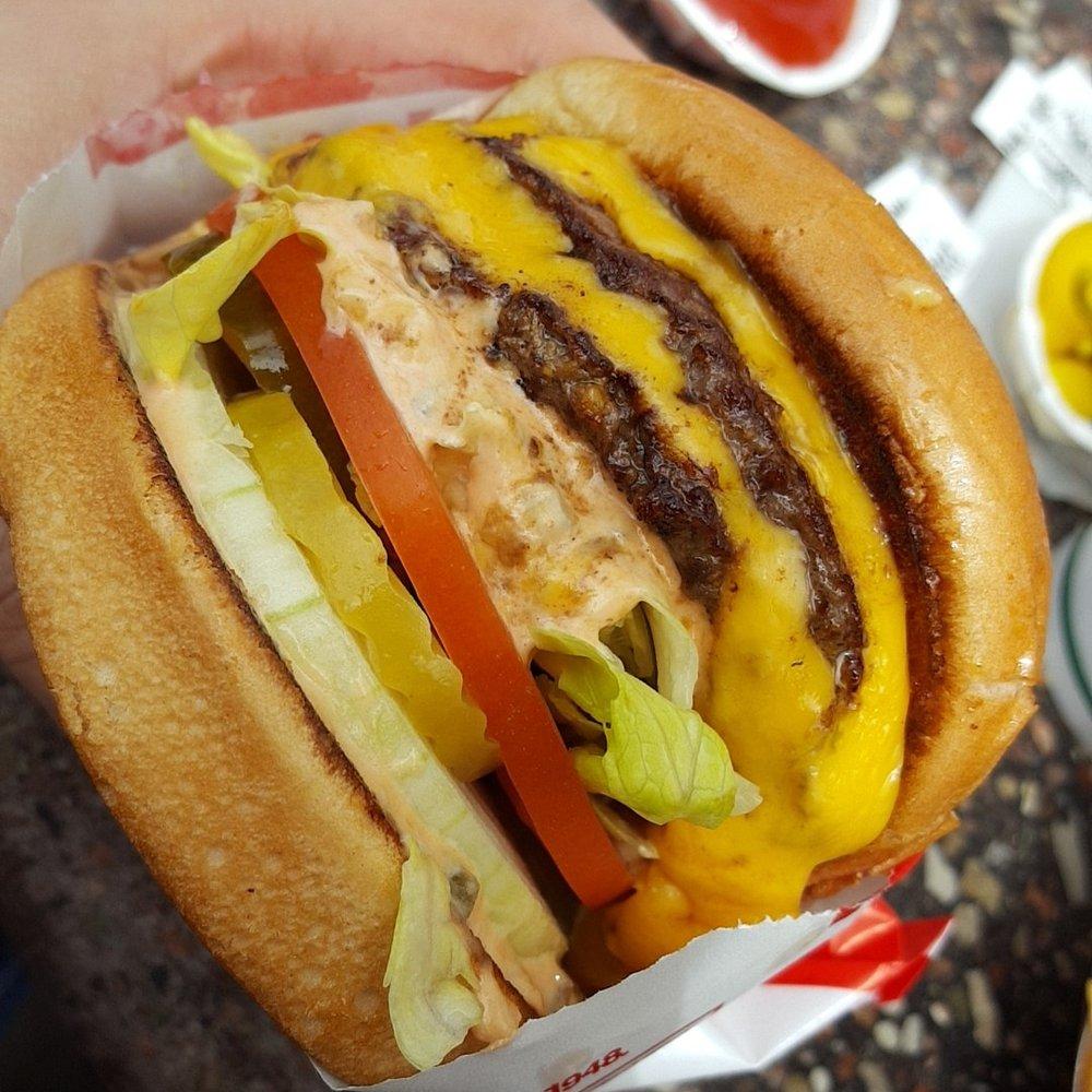 In-N-Out Burger: 4601 Firestone Blvd, South Gate, CA