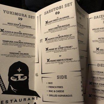 New York Ninja Restaurant Yelp