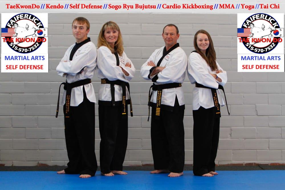 Faiferlick Martial Arts & Fitness: 567 S 25th St, Fort Dodge, IA