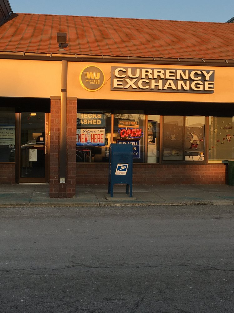 Naperville Currency Exchange