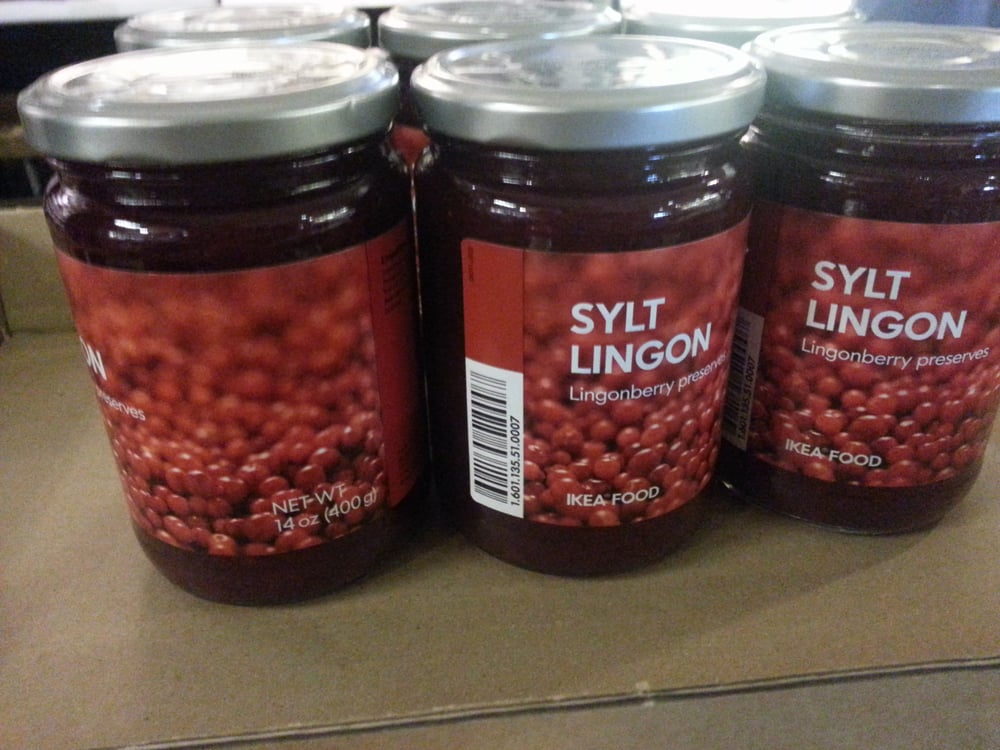 Forget the meatballs it 39 s all about the lingonberry for Ikea carson jobs