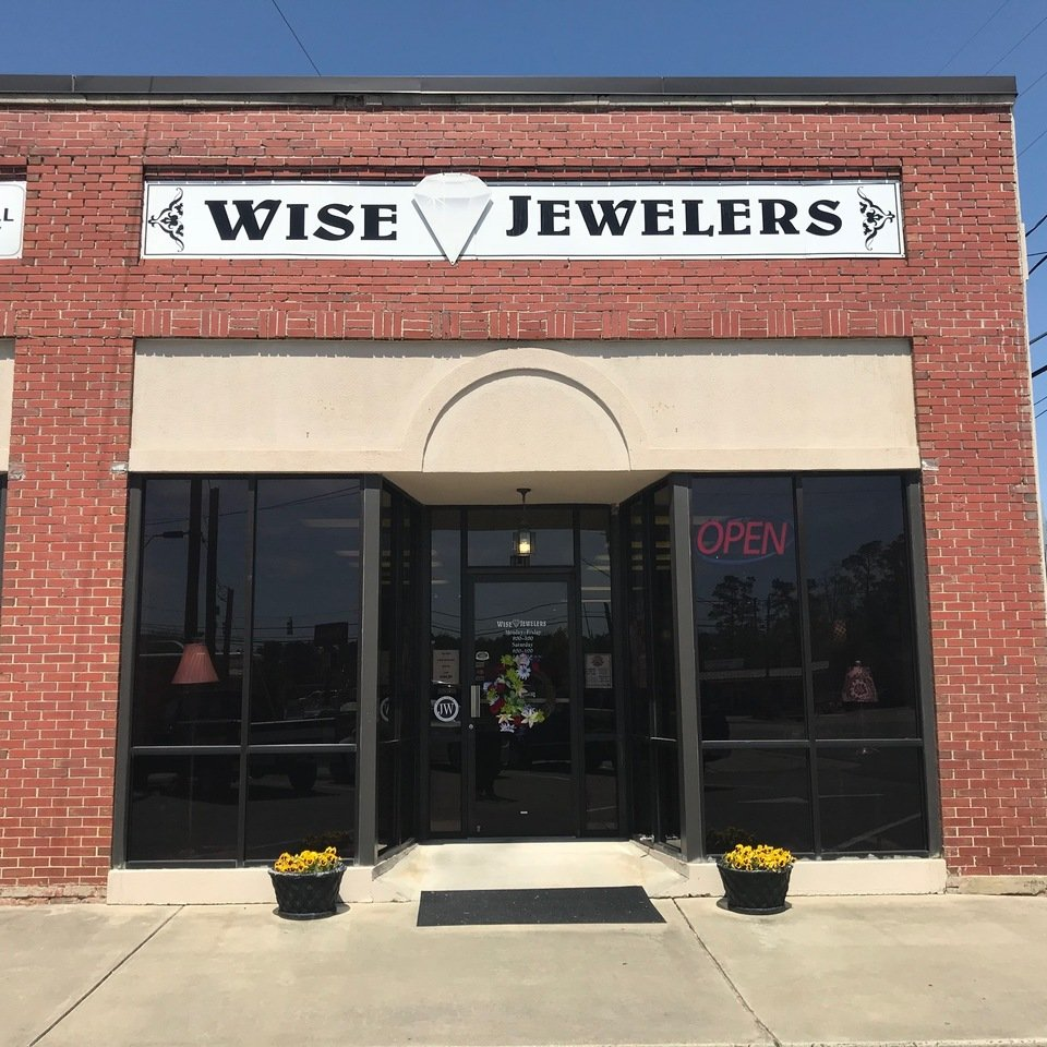 Wise Jewelers: 100 Front St, Kenansville, NC