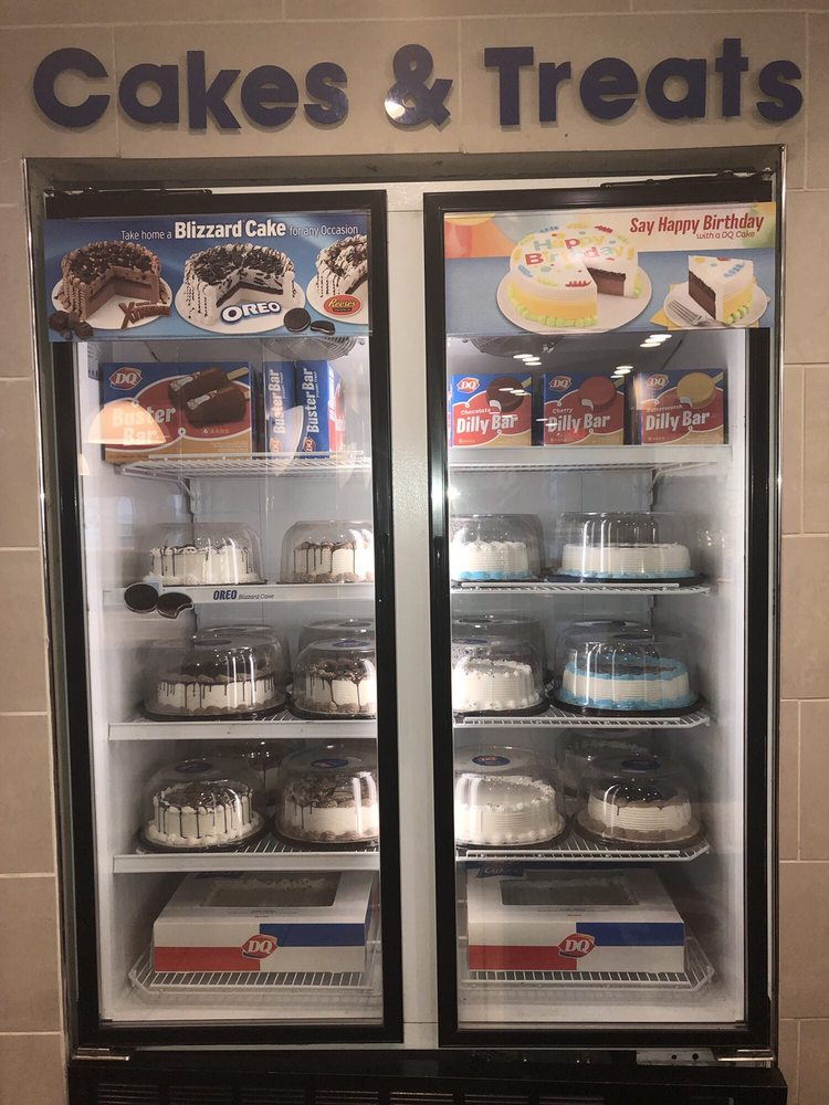 Dairy Queen Grill & Chill: 165 S Columbia St, Milton Freewater, OR