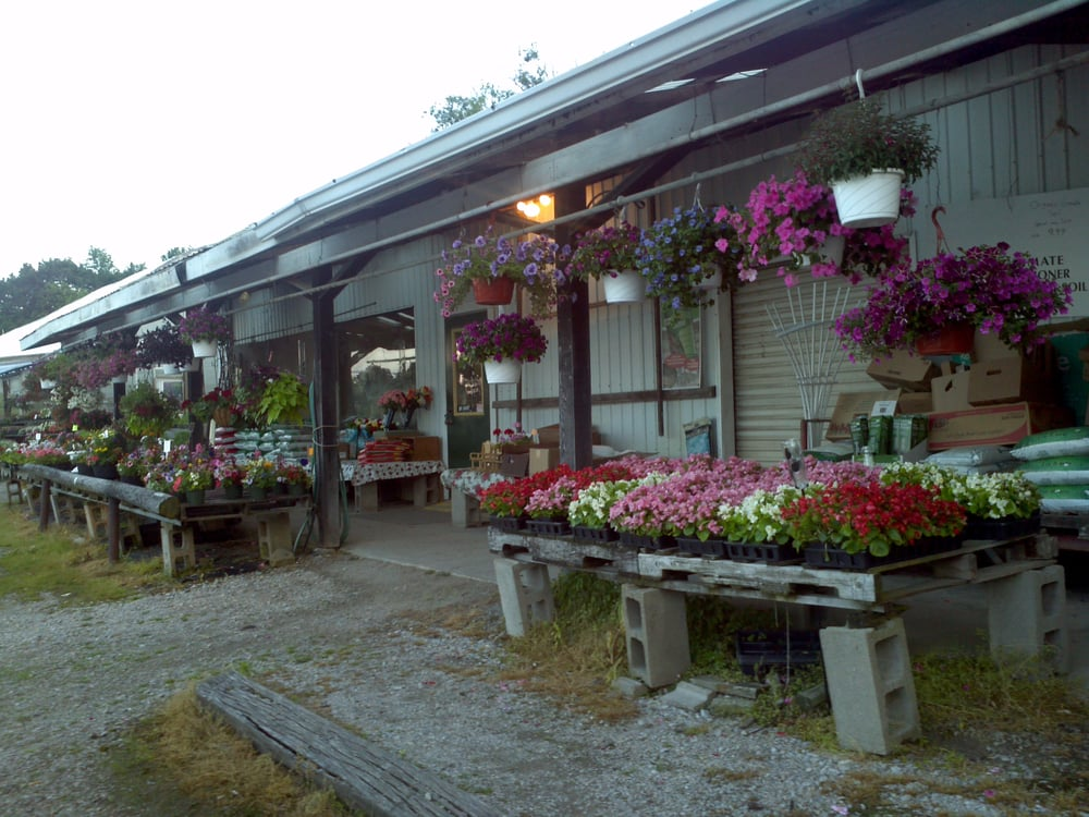 Green Shades Garden Center: 4545 Roseville Rd, Roseville, OH
