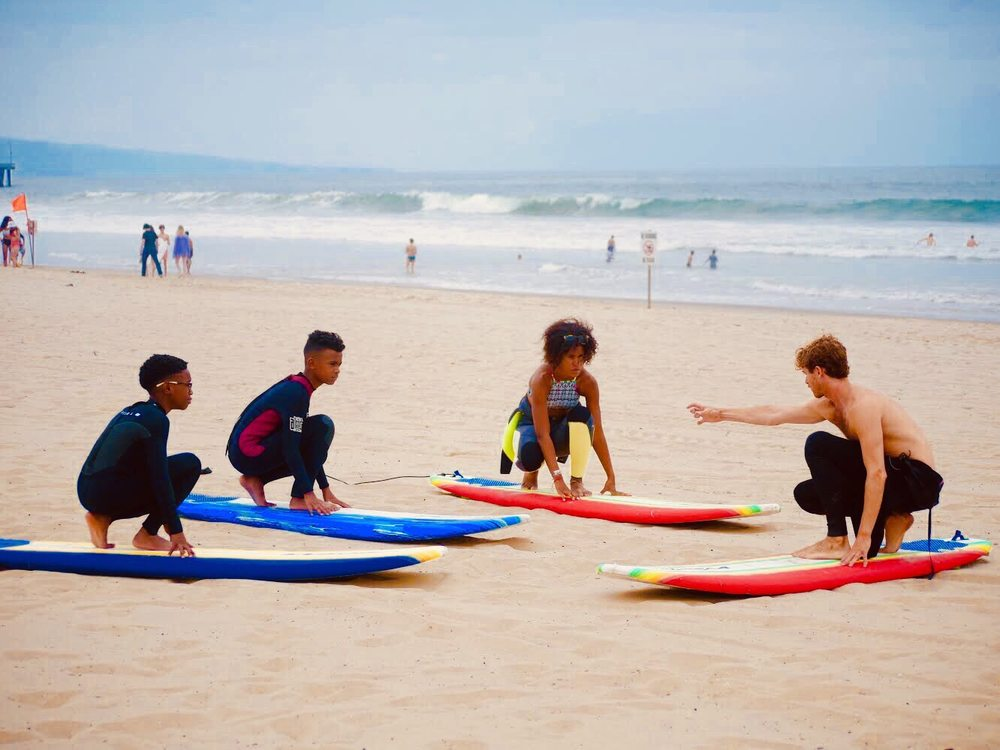 Aloha Brothers Surf Lessons