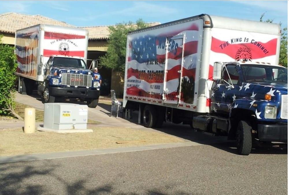 Patriot Movers 15 Fotos Umz Ge 2733 N Power Rd Mesa AZ Vereinigte St