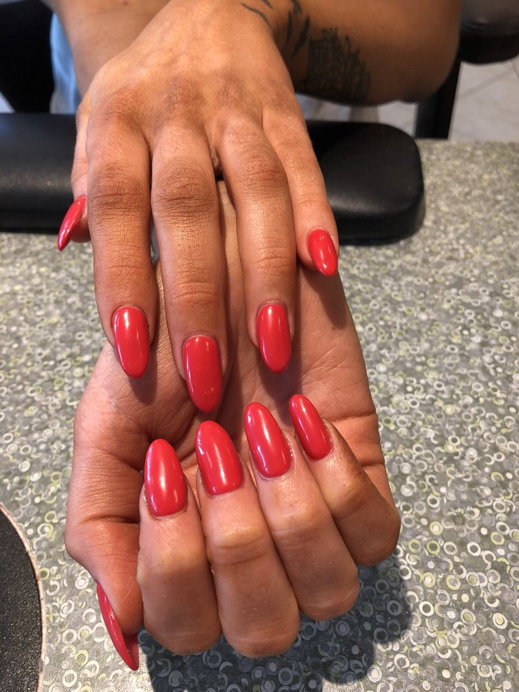 Very well done nails. Tracy is a great technician! - Yelp