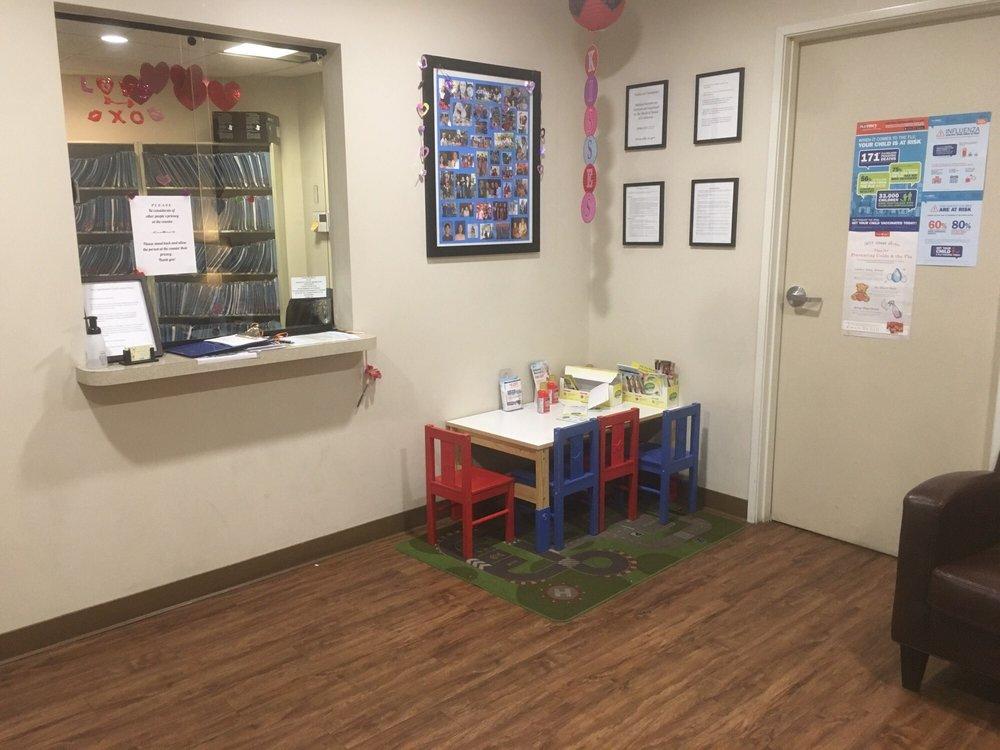 San Marino Pediatric Association: 375 Huntington Dr, San Marino, CA