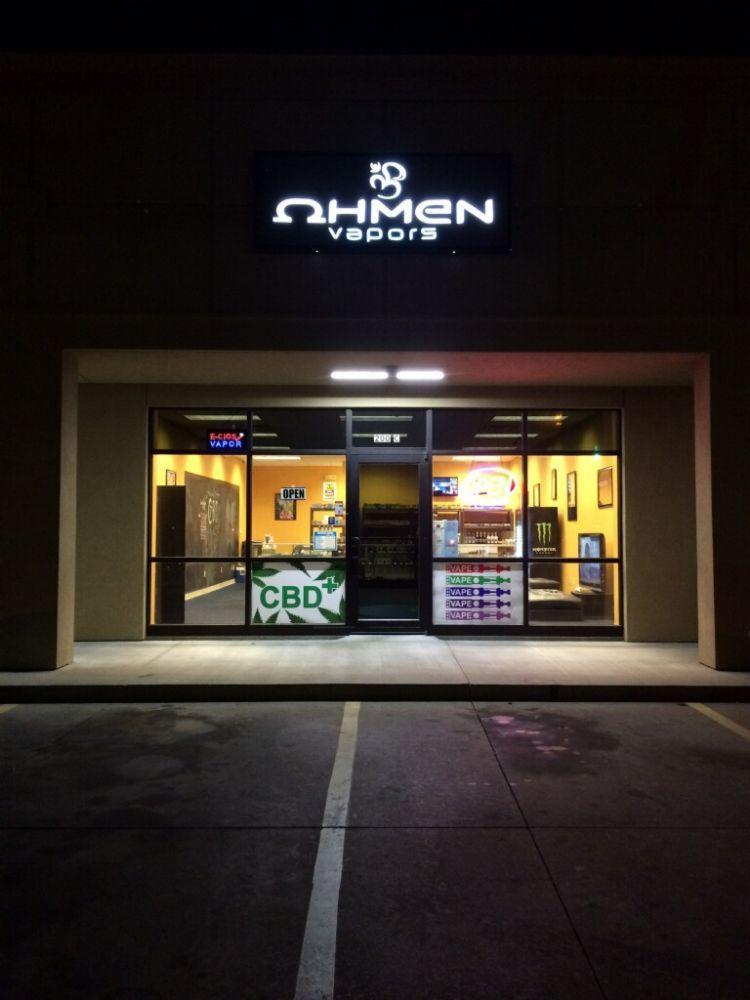 Ohmen Vapors: 200 SE Washington Blvd, Bartlesville, OK