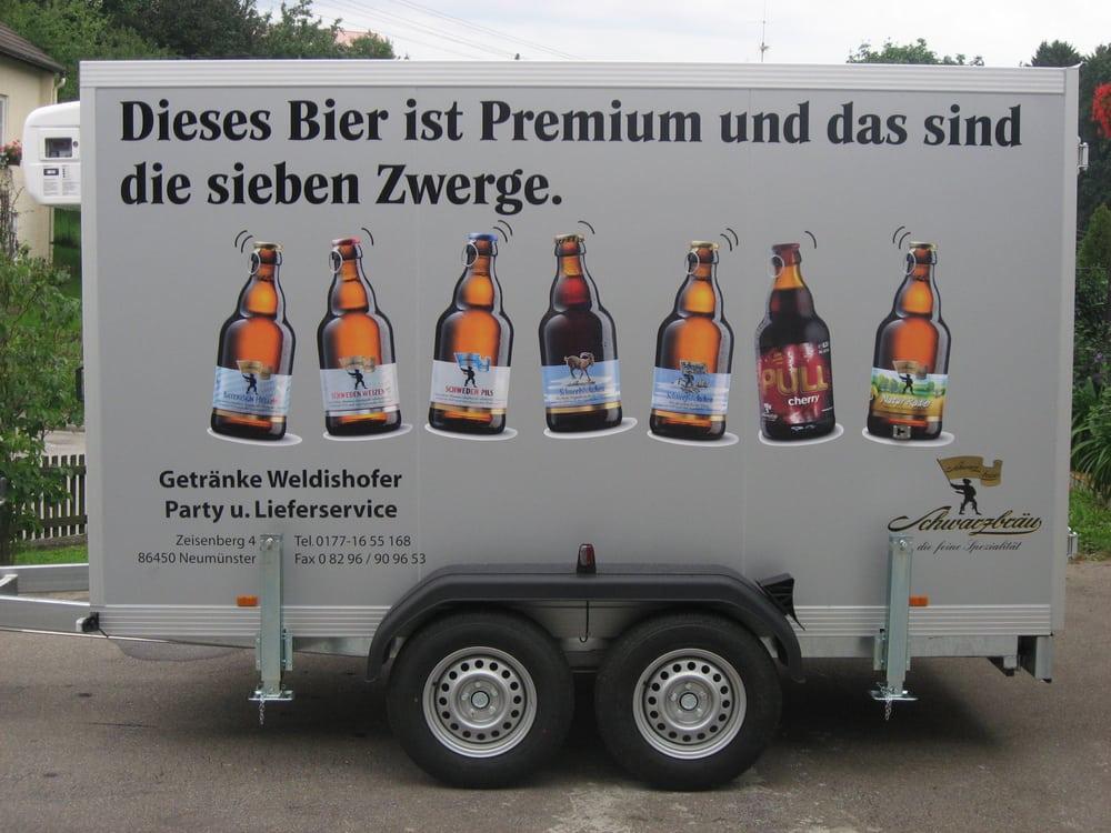 Getränke Weldishofer - Beverage Store - Zusamleite 10, Altenmünster ...
