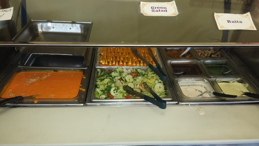 New India Chaat Cafe Menu