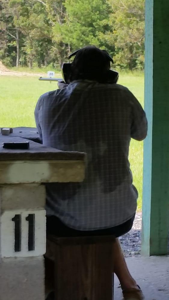 Honey island shooting range gun rifle range pearl for Honey island shooting range
