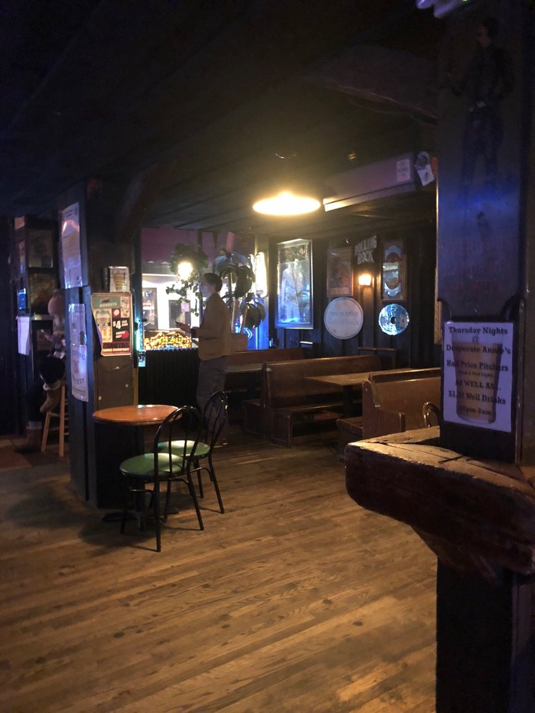 Social Spots from Desperate Annie's