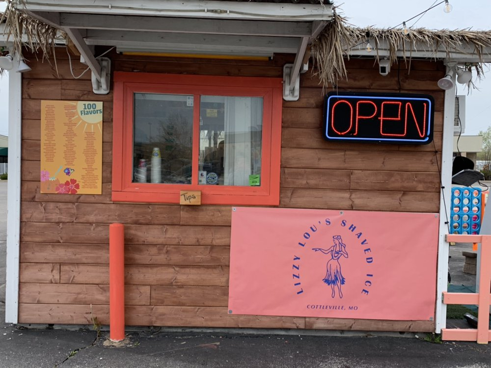 Lizzy Lou's Shaved Ice: 3917 Mid Rivers Mall Dr, Cottleville, MO