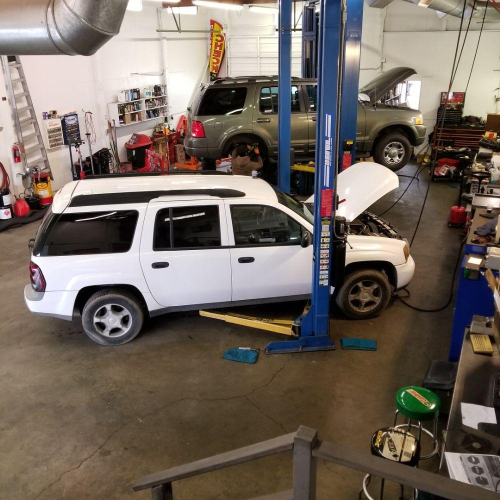 Dan's Automotive: 2205 Woburn St, Bellingham, WA