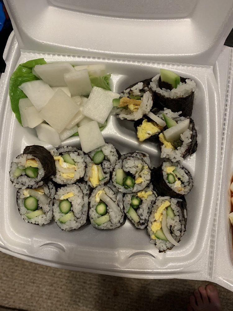 Kim's Kitchen: 5842 Main St, Center Valley, PA
