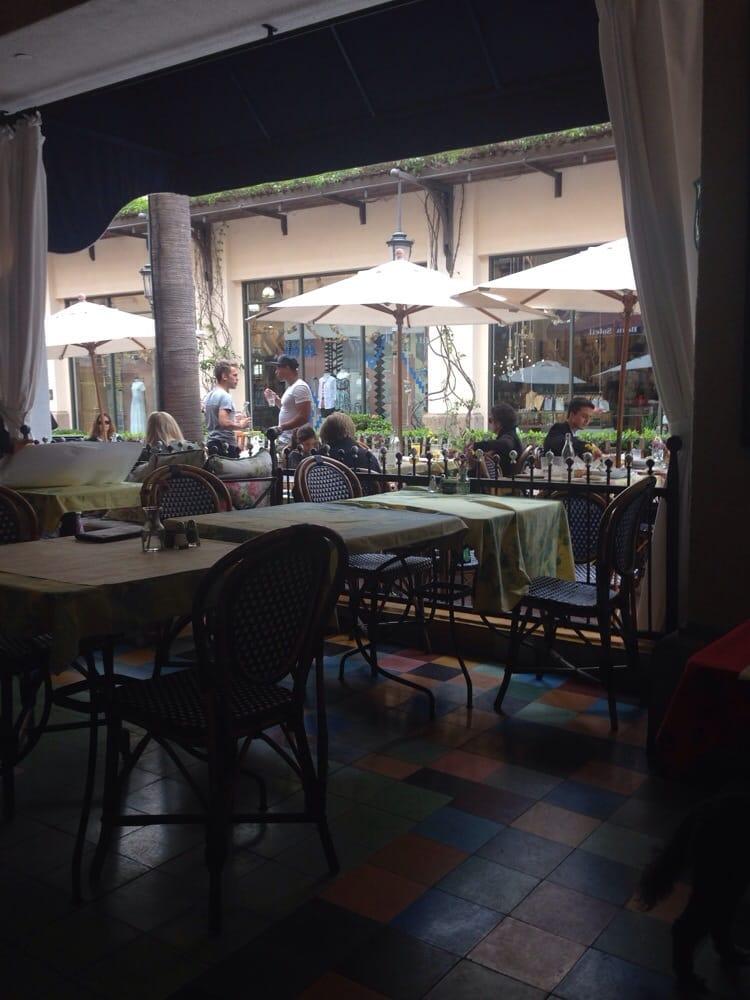 Cafe Beau Soleil Newport Beach Ca