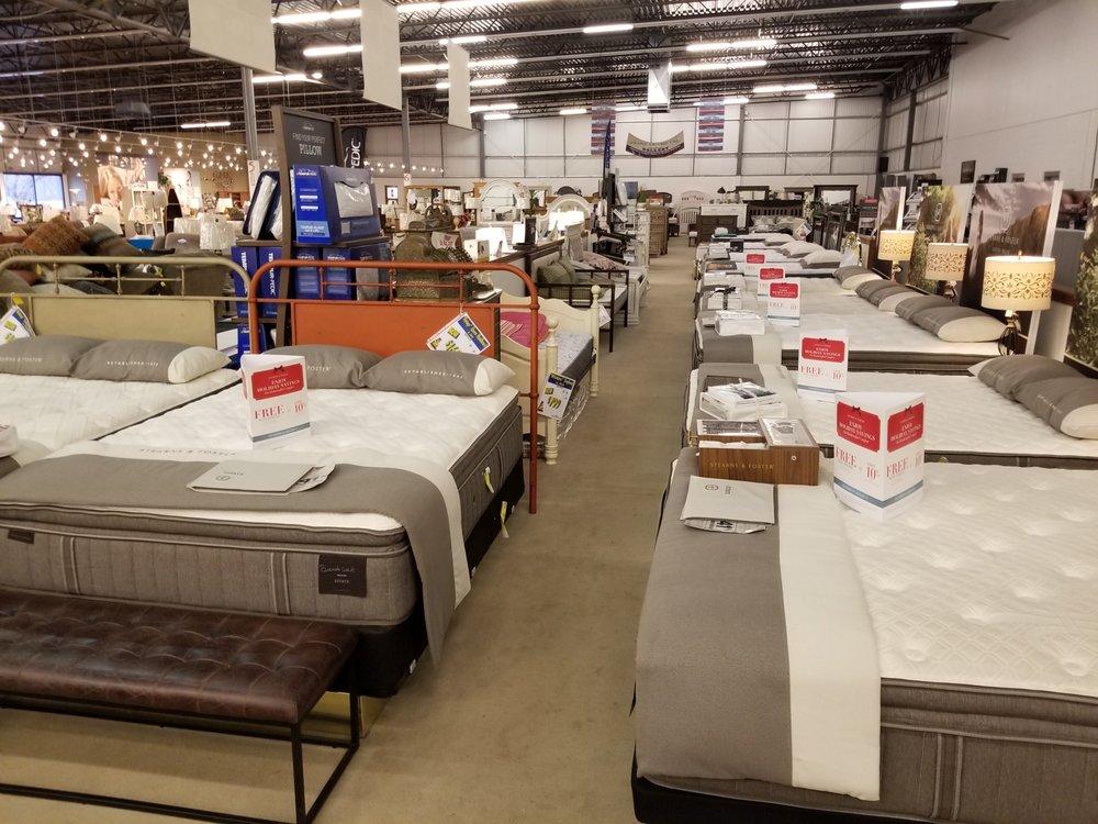 A K Nahas Appliance Furniture Mattress TV: 1108 Midland Beaver Rd, Industry, PA