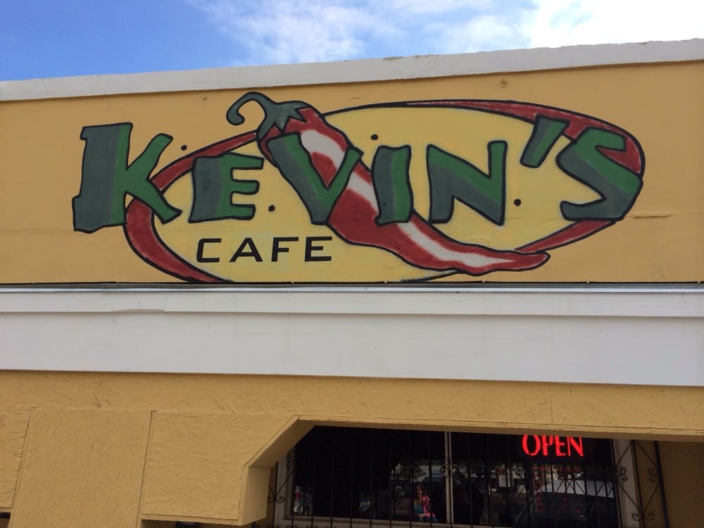 Kevin's Cafe: 504 E Zavala St, Crystal City, TX