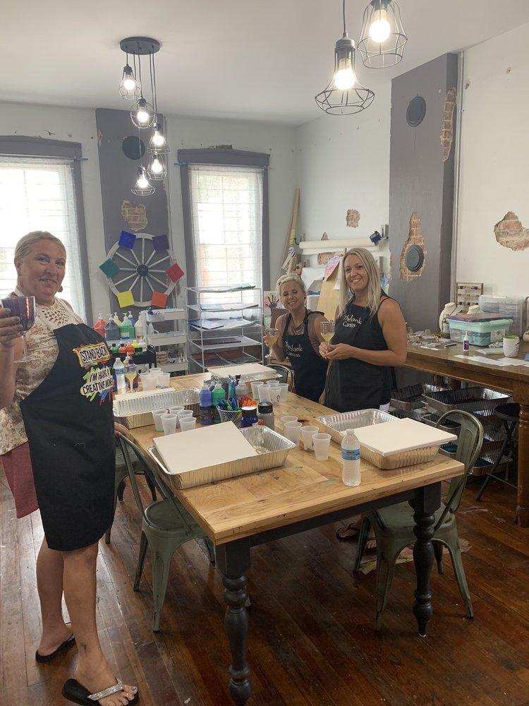 The Blank Canvas Gallery & Studio: 409 Market St, Hermann, MO