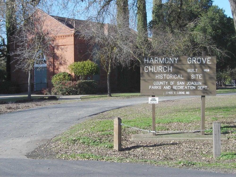 Harmony Grove Church   11455 Locke Rd, Lockeford, CA, 95237   +1 (209) 331-7400