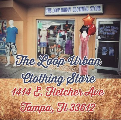 08fa4cac0 The Loop Urban Clothing Store 1414 E Fletcher Ave Tampa