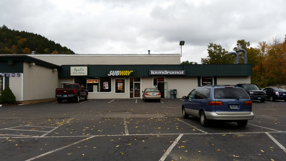 Subway: 19 Waterbury Rd, Thomaston, CT