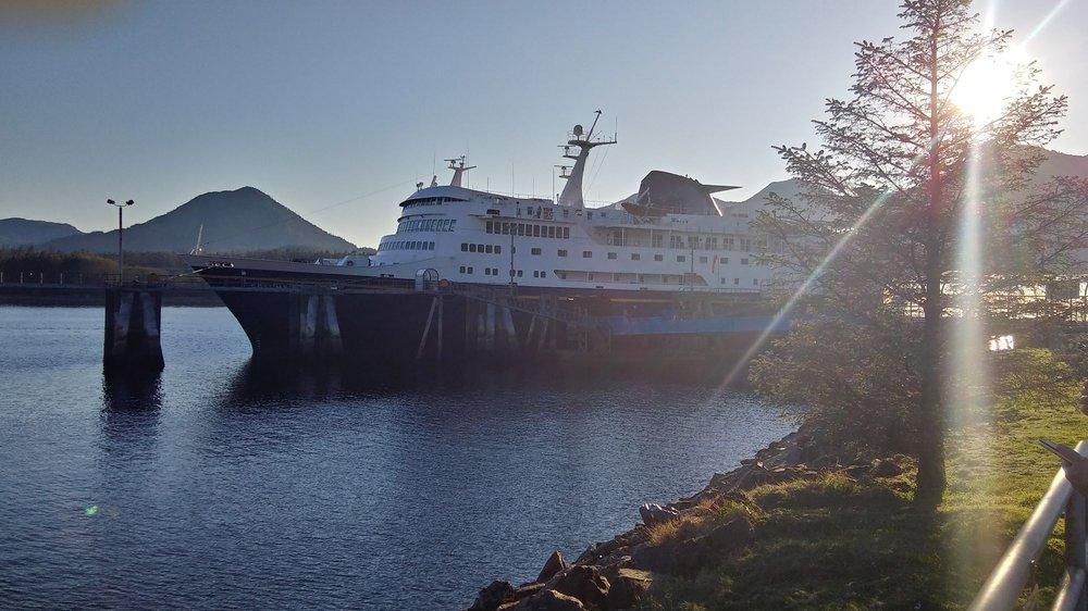 Alaska Marine Highway Ferry System