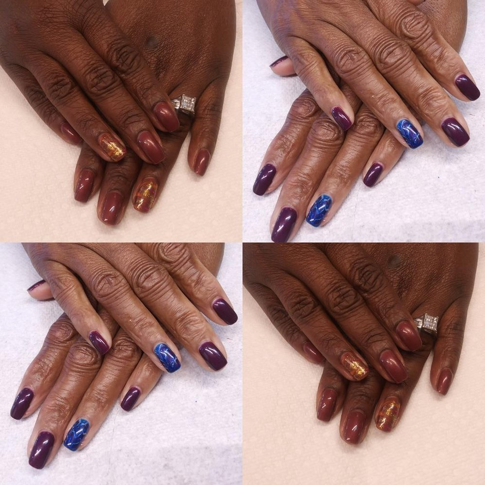 Bink's Nail & Beauty Lounge: 1108 Courthouse Rd, Richmond, VA