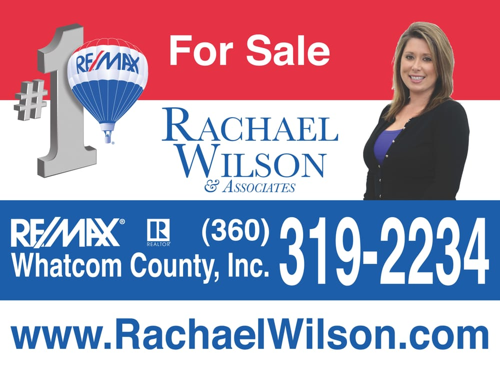 Rachael Wilson Real Estate Broker with RE/MAX Whatcom County Inc. | 913 Lakeway Dr, Bellingham, WA, 98229 | +1 (360) 319-2234
