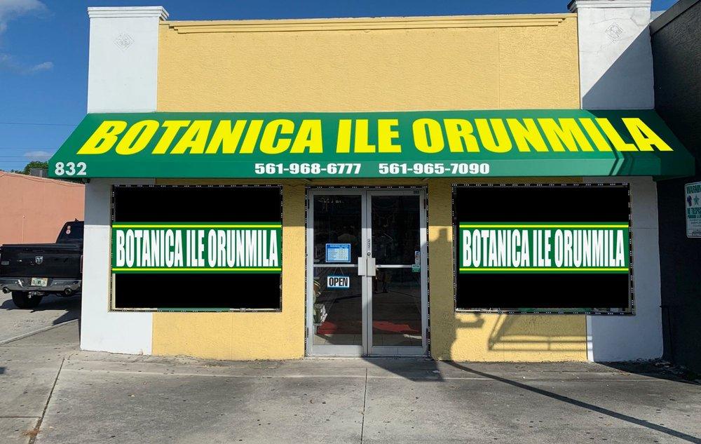 Botanica Ile Orunmila: 1336 S Military Trl, West Palm Beach, FL