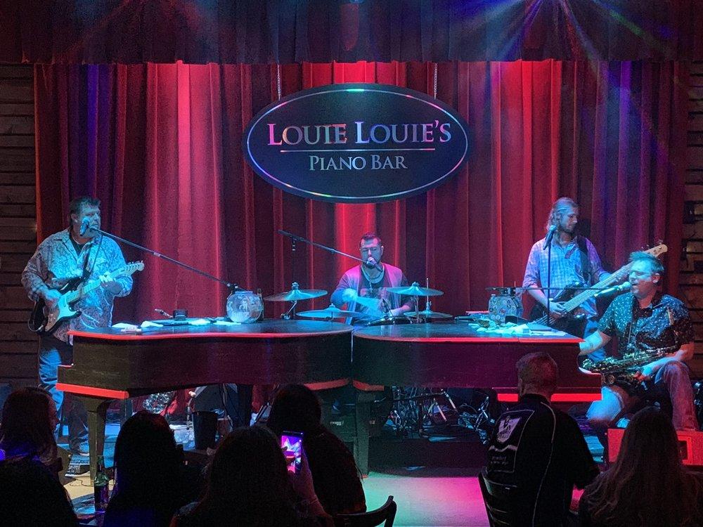 Louie Louie's  Piano Bar: 1703 Texas Ave, Lubbock, TX