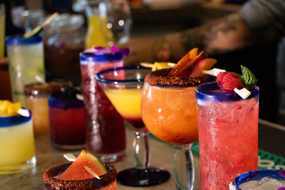 Agave Azul Kitchen & Tequila Bar: 6724 E Whitmore Ave, Hughson, CA