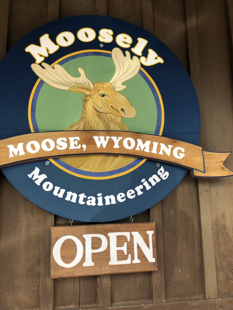 Moosely Seconds Mountaineering: 12170 Dornan Rd, Moose, WY