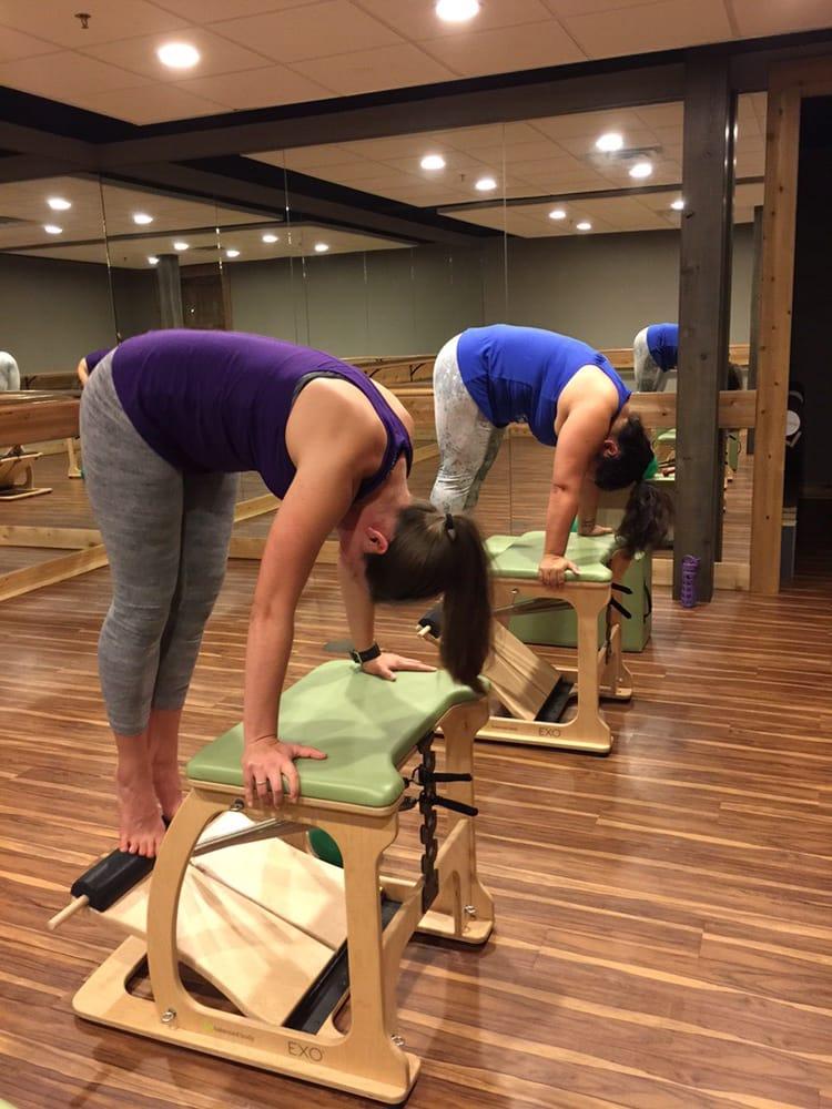 The Pilates Barre Studio: 921 S Arbor Vitae, Edwardsville, IL