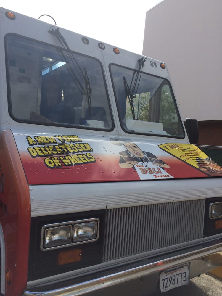 The Deli Doctor Food Truck