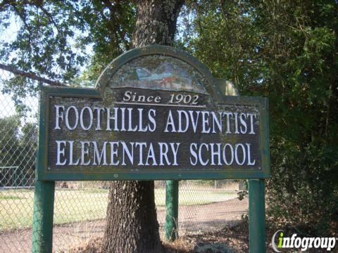 Foothills Elementary: 711 Sunnyside Rd, Saint Helena, CA