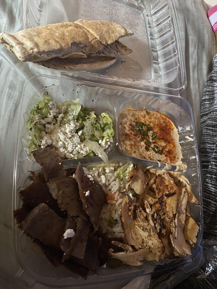 Zeus Mediterranean Kitchen: 5073 Hwy 17, Pickens, MS